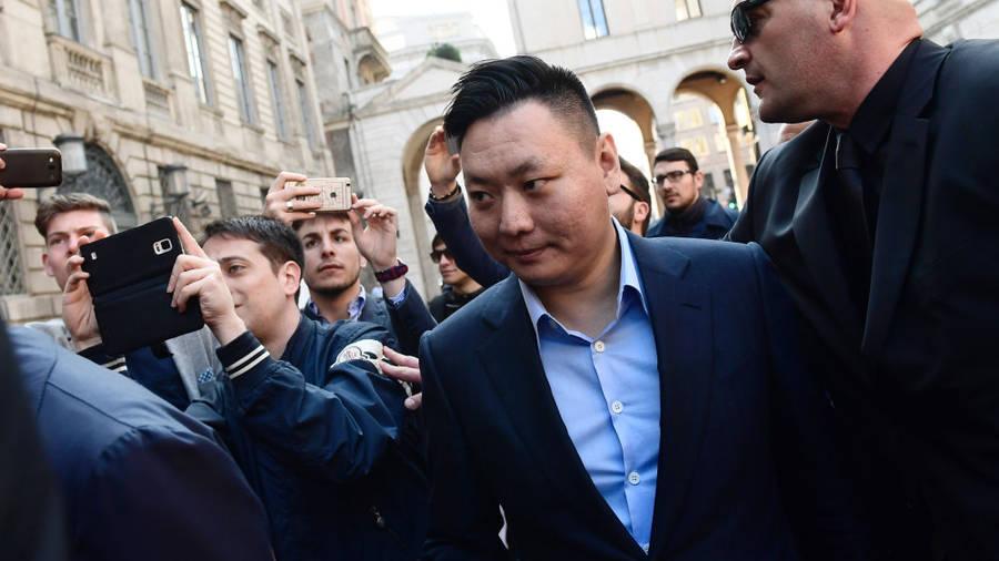 AC Milan takeover