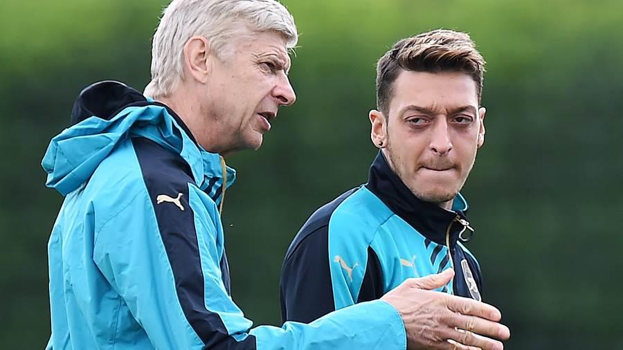 Arsene Wenger's promise to Arsenal fans Arsene Wenger
