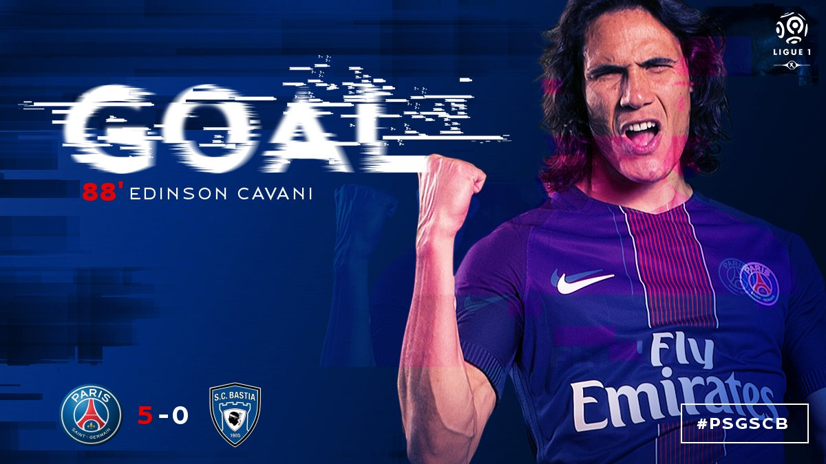 https://twitter.com/PSG_English/status/860898898877054976/photo/1 Edinson Cavani Napoli , PSG