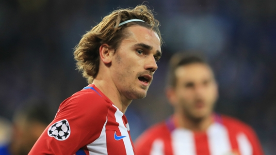 Griezmann is a transfer target for some of the biggest clubs in Europe