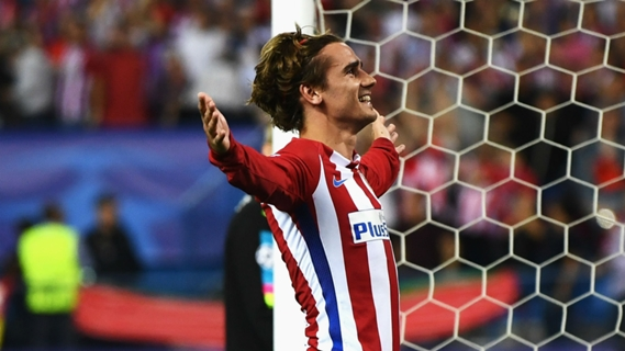 Griezmann says he would only quit Atletico for the NBA