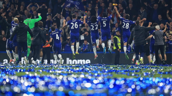 Chelsea won the title on the strength of Conte's tactic and well tested formation
