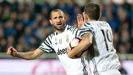 Juventus have displayed great strength in defense, as well as attack
