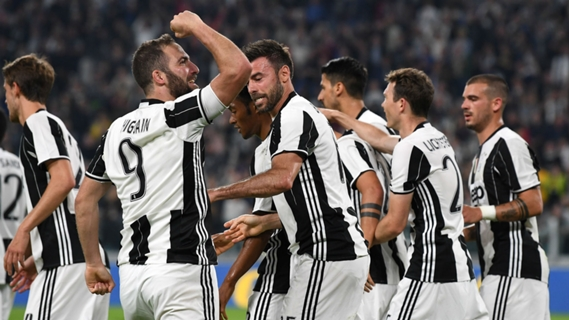 Juventus have a had a classic goalscorer in Gonzalo Higuain