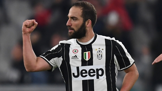 Higuain proved to be another succesful transfer for Juventus