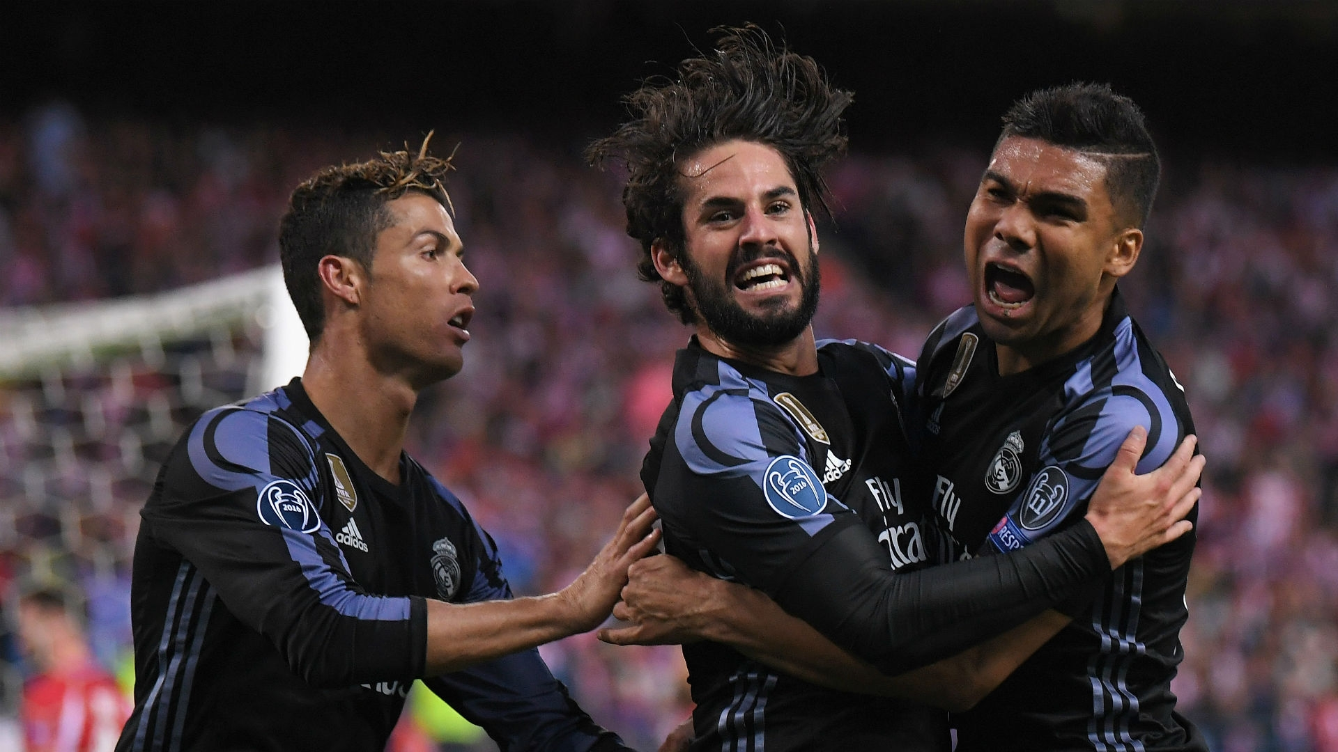 Isco scored vital goal against Atletico