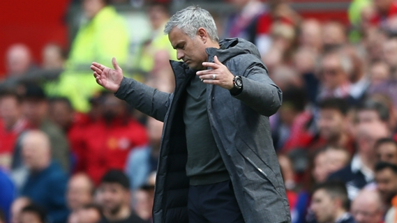 Jose Mourinho hopes to find some options for Manchester United first team