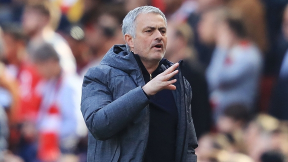 Jose Mourinho preparing to make changes to Man Utd side against Crystal Palace