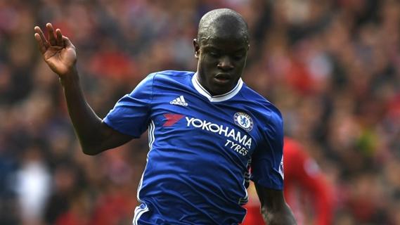 Kante has won back-to-back titles in the Premier League