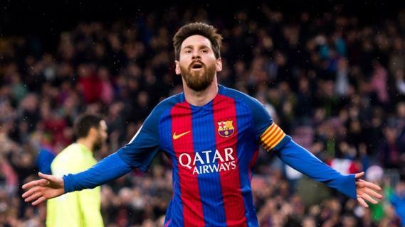 Barcelona have stated their support for Lionel Messi throughout the trial