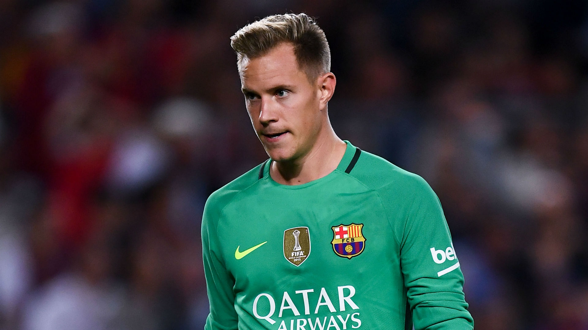 Ter Stegen confirmed for Barcelona until 2022