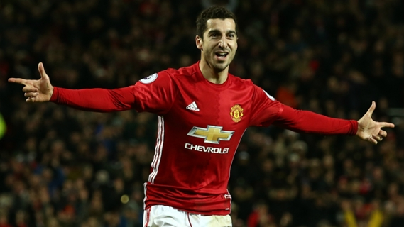 Mkhitaryan ahead of important Manchester United games