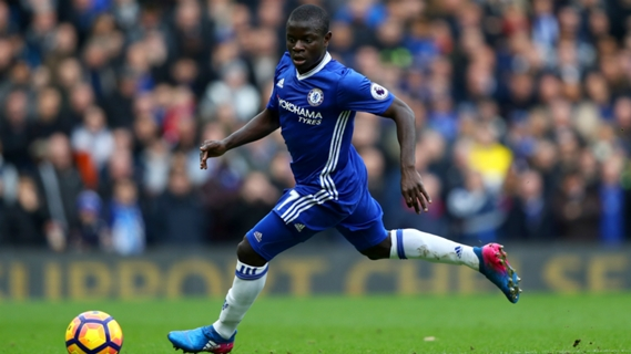 Kante has won the PFA Player of Year Award