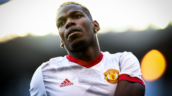Paul Pogba to make a return for Manchester against Crystal Palace