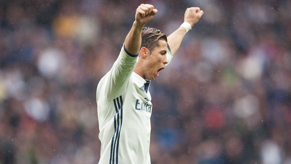 Ronaldo once again decisive for Real