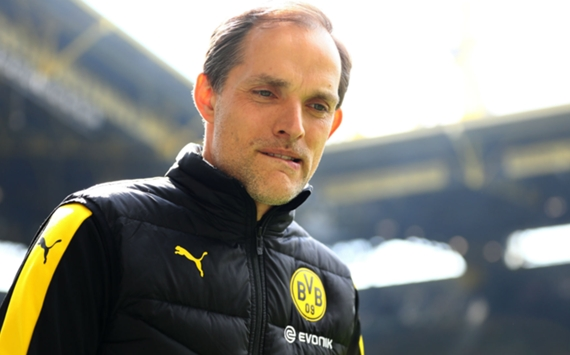 Thomas Tuchel says he wishes to remain at Dortmund for the next season