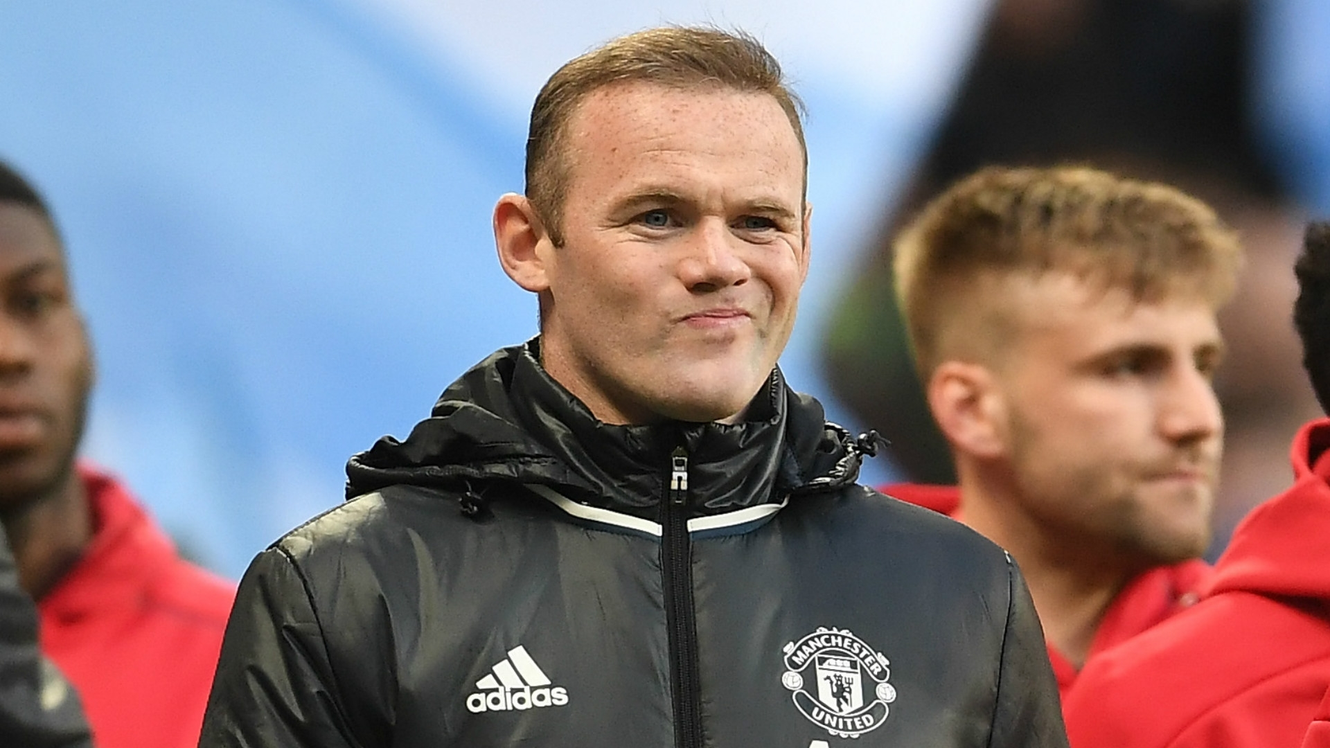 Wayne Rooney has not received a lot of playing time in Manchester United's team this season.