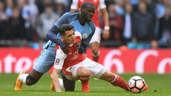 Toure is yet to have been offered a contract extension
