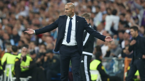 Zidane on his way to becoming one of Europe's top coaches
