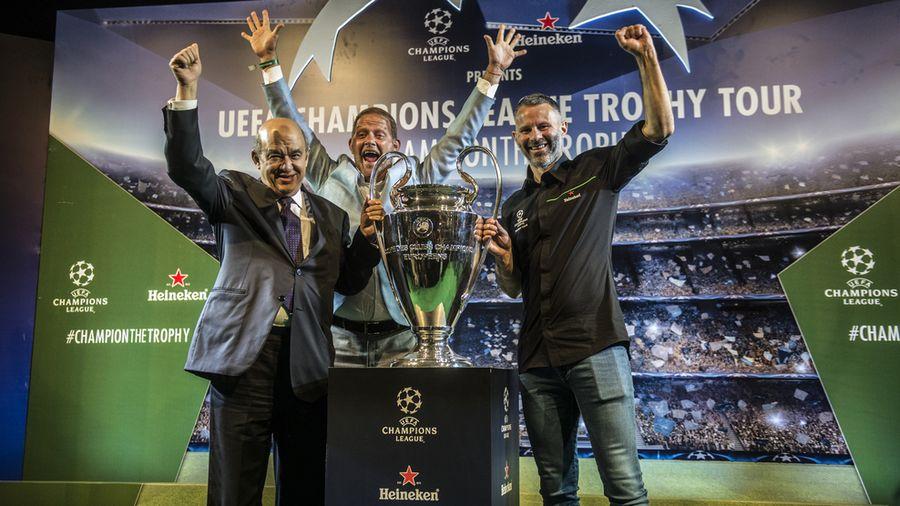 Champions League final Champions League 2019/20 restart