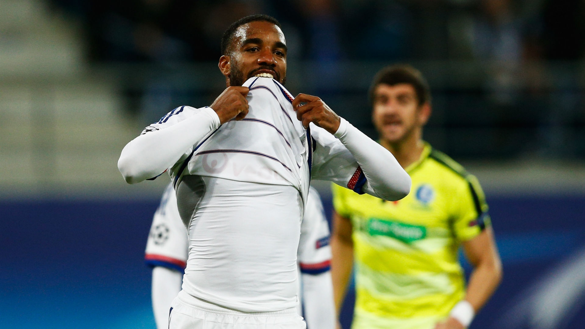 Lyon president Jean-Michel Aulas now says that there are no other offers for Lacazette.