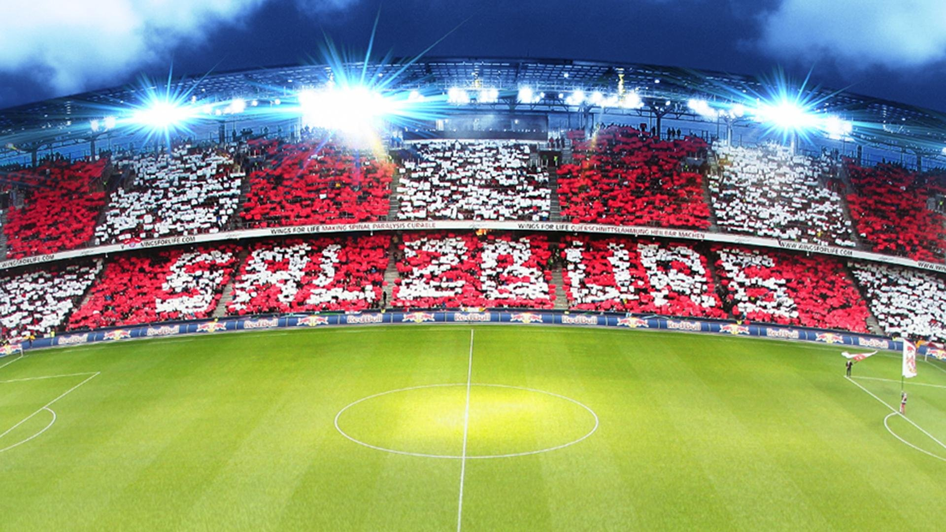 Red Bull Salzburg stadium