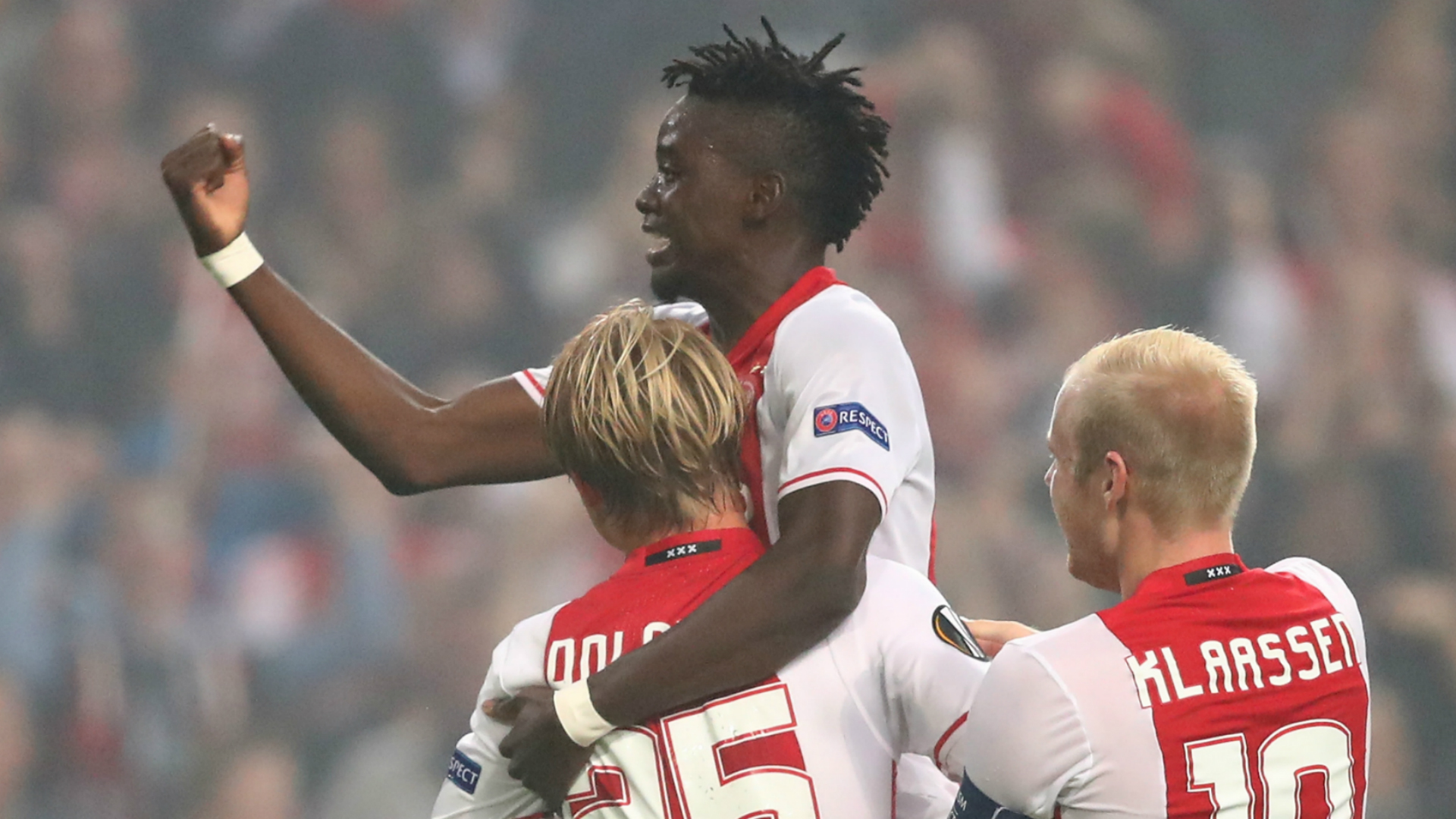 Traore managed nine goals for the squad in the Eredisivie and was part of the squad that made it all the way to final of the Europa League.