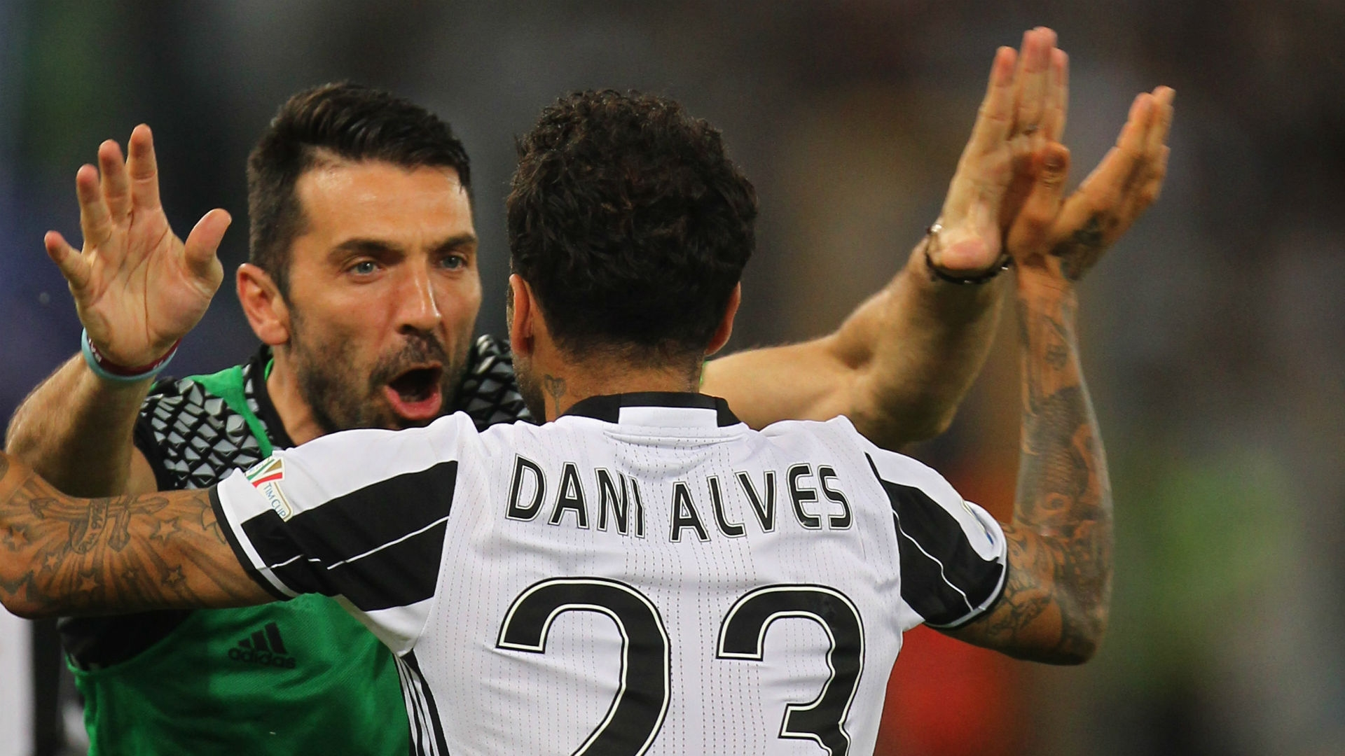 Alves was a key player for Juventus this campaign, in which the Italian side stopped just shy of a historic treble