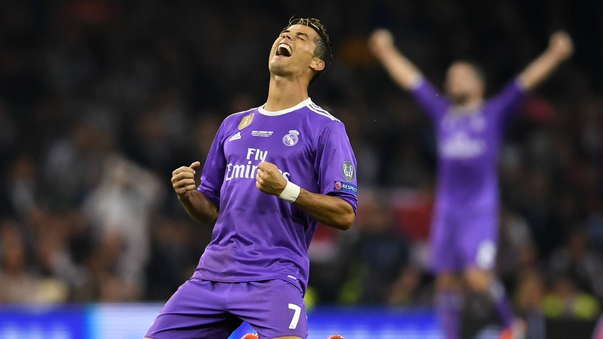 Ronaldo scored twice in Real's victory over Juventus