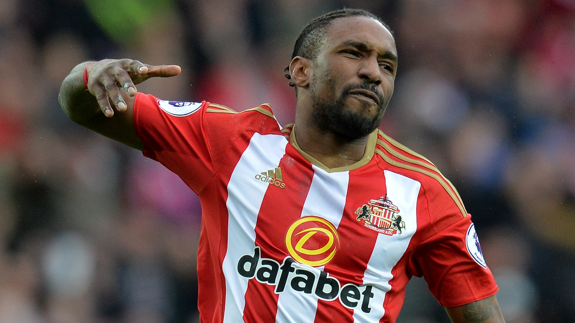 Defoe has enjoyed a good season at Sunderland in spite of the team relegating