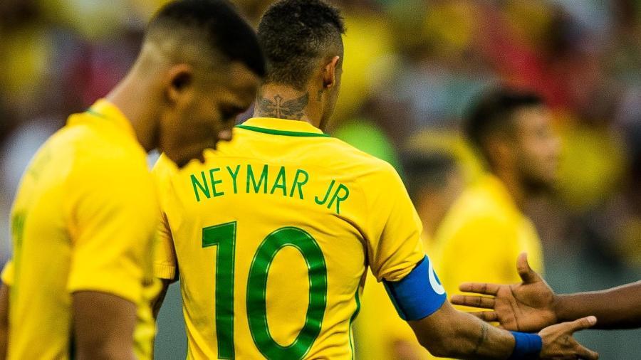 Gabriel Jesus Neymar