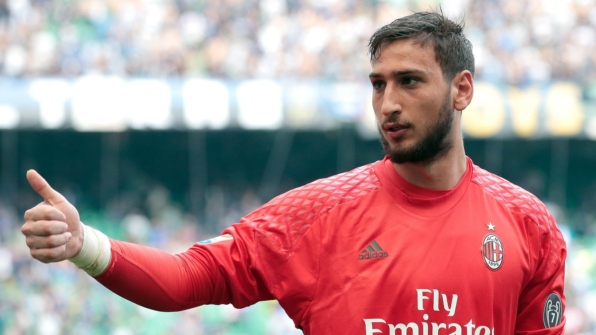 Donnarumma is said to be on the radar of many important teams across Europe