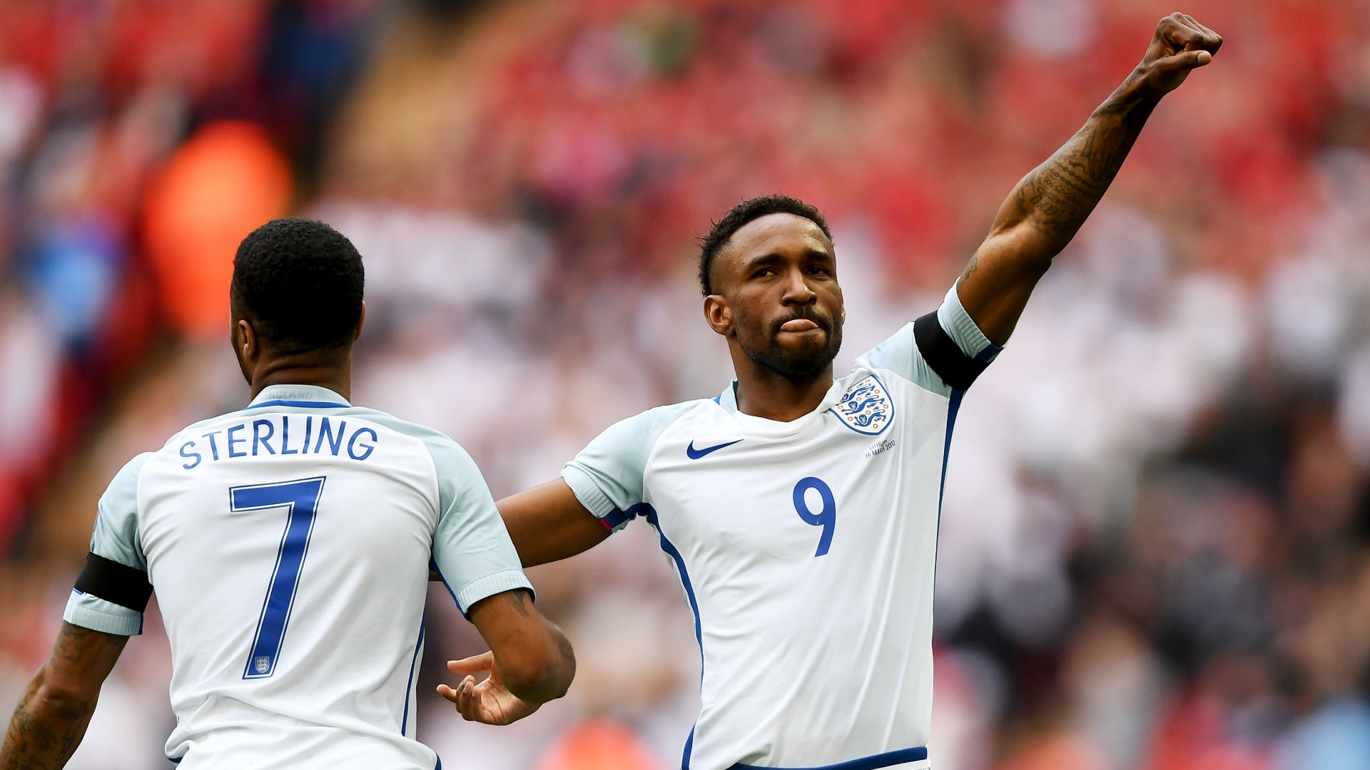Defoe has been called up for England's next 2 fixtures