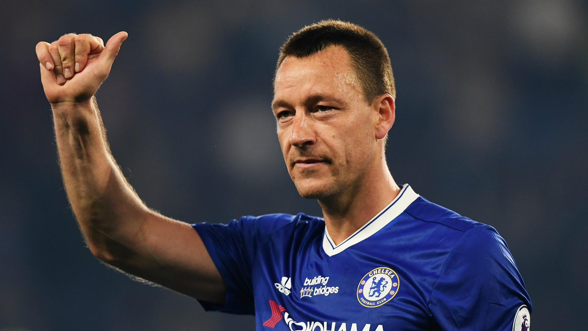 John Terry reveals he played injured while being managed by Jose Mourinho