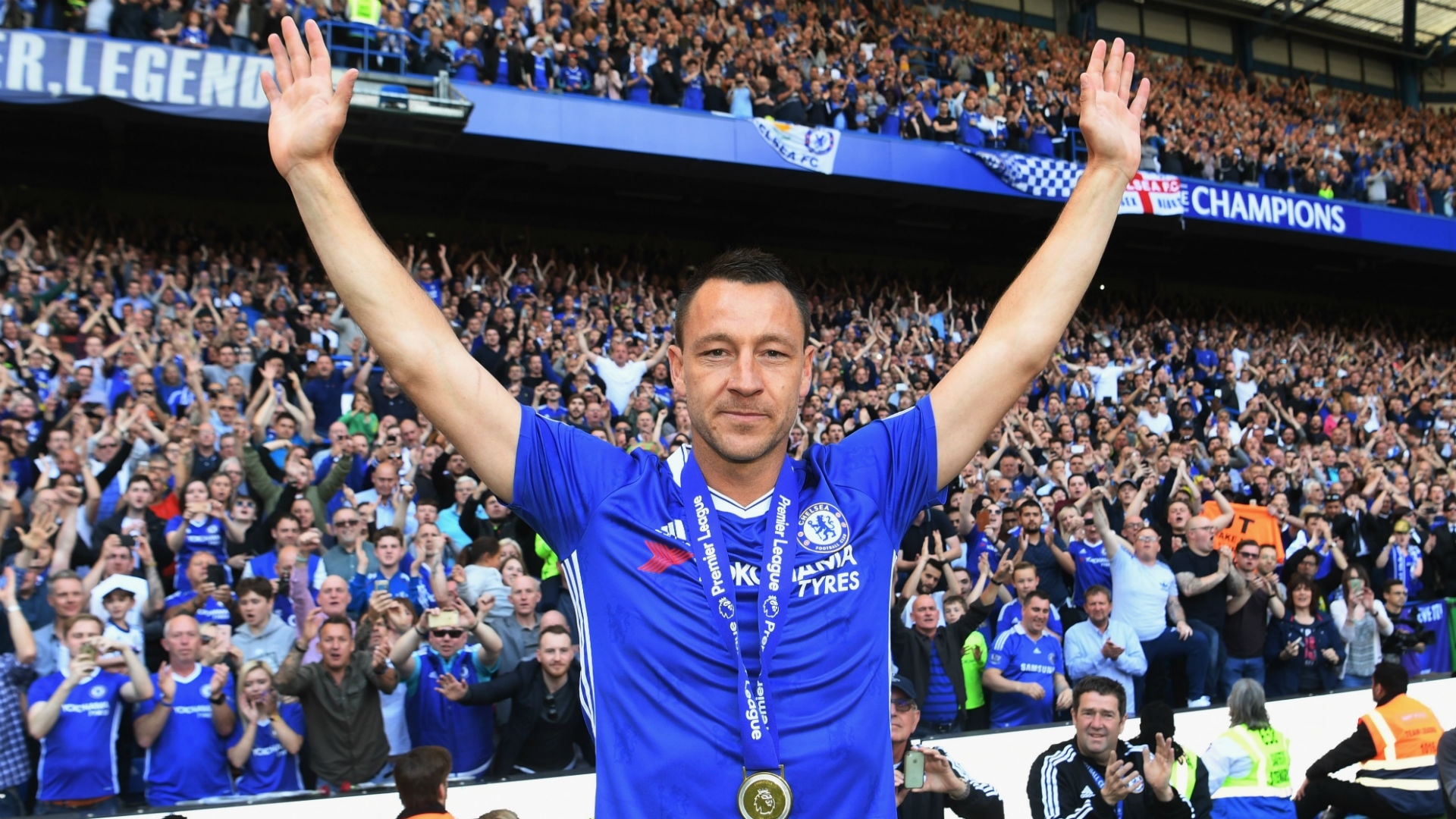 Terry is expected to continue his playing career for at least one more season