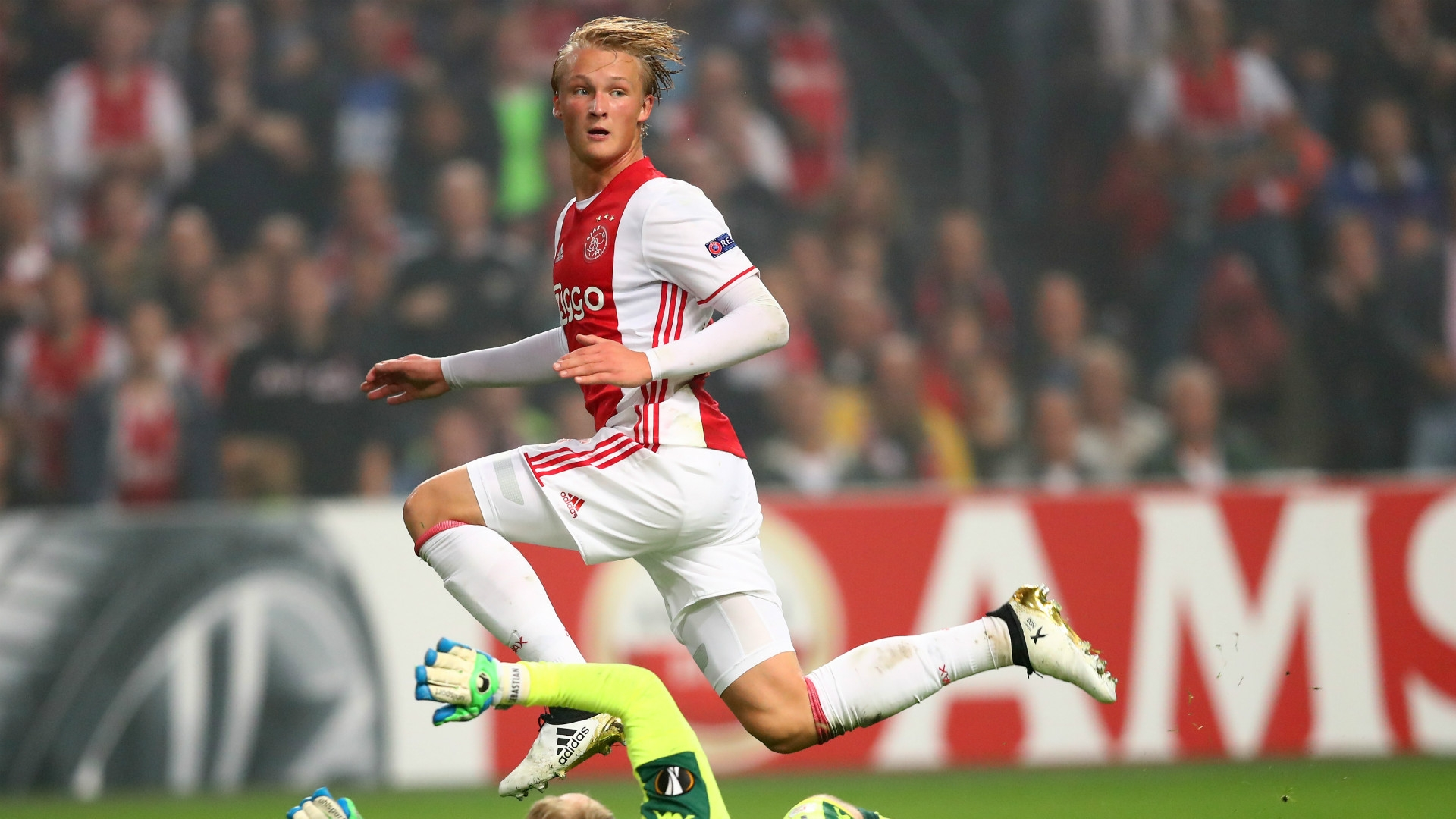 Dolberg is said to want to remain at Ajax for next season