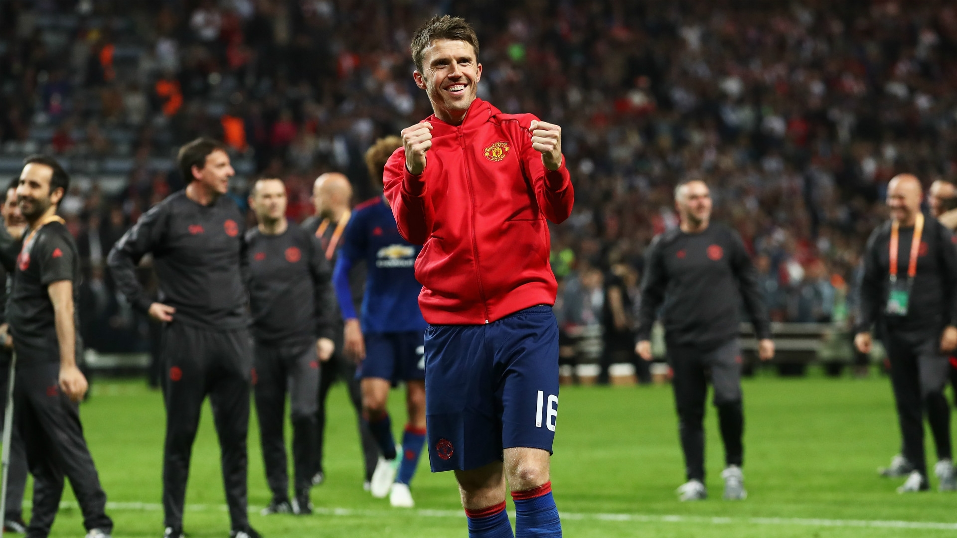 Michael Carrick is to be given a game testimonial by Manchester United