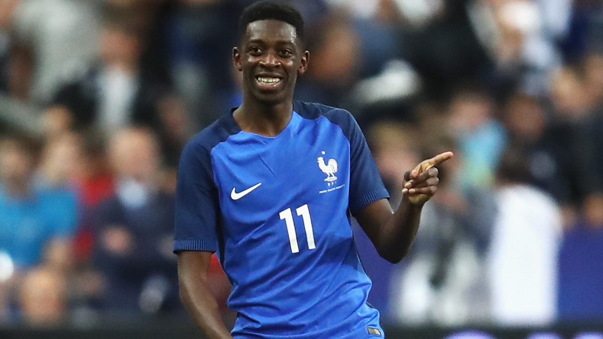 France - Ousmane Dembele