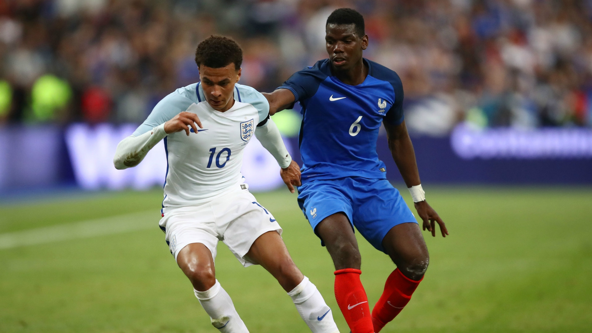 Pogba believes the team has the strength to ensure they earn three points and urges his teammates to show bravery in the vital game against Sweden.