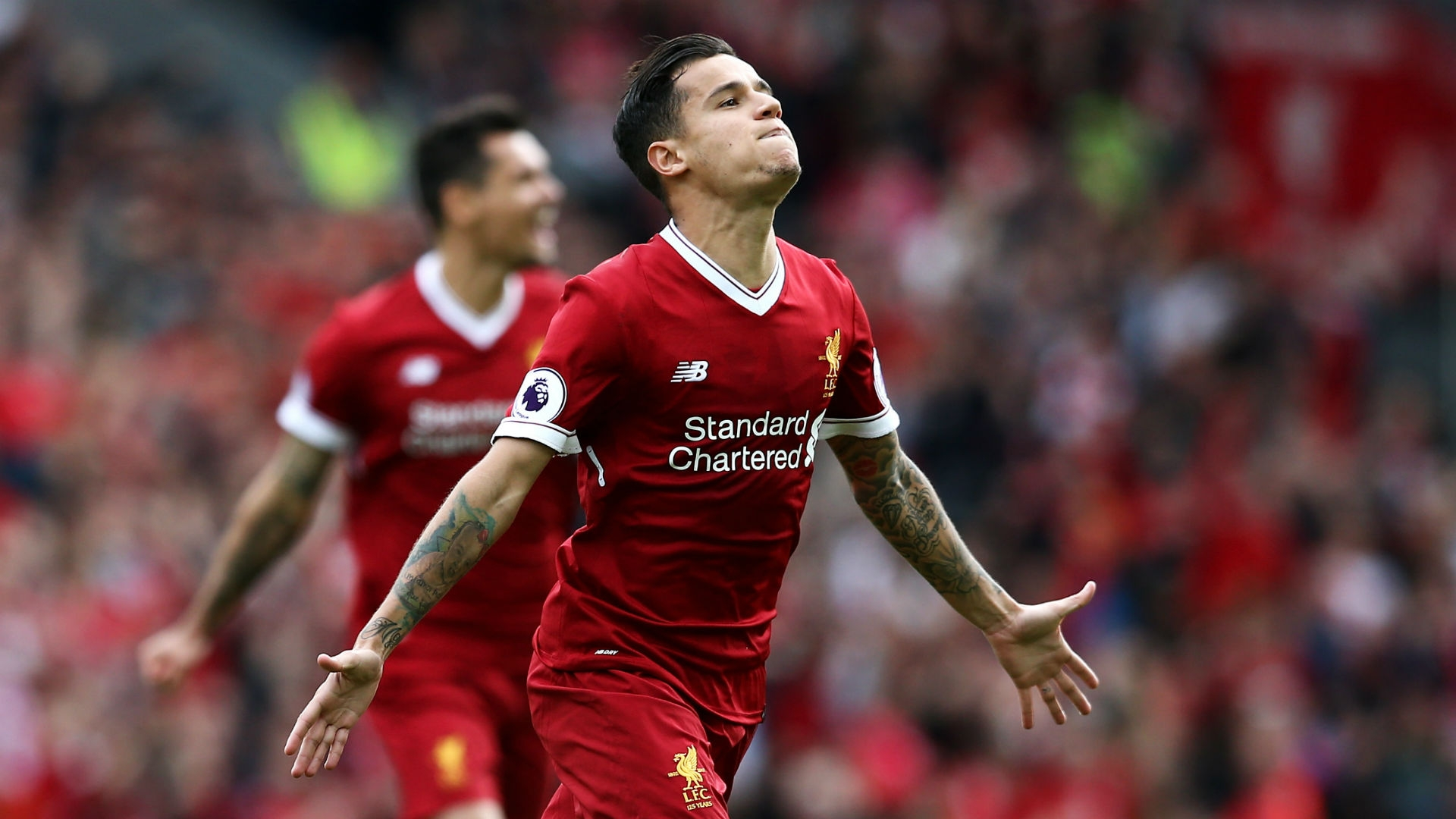 Philippe Coutinho is used as the model for Moore in his transfer policy at Liverpool