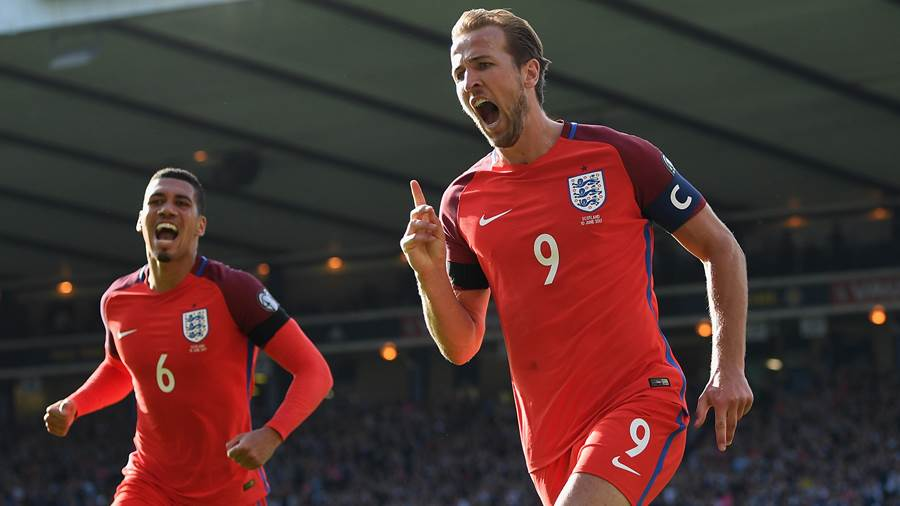 Harry Kane's captaincy of England