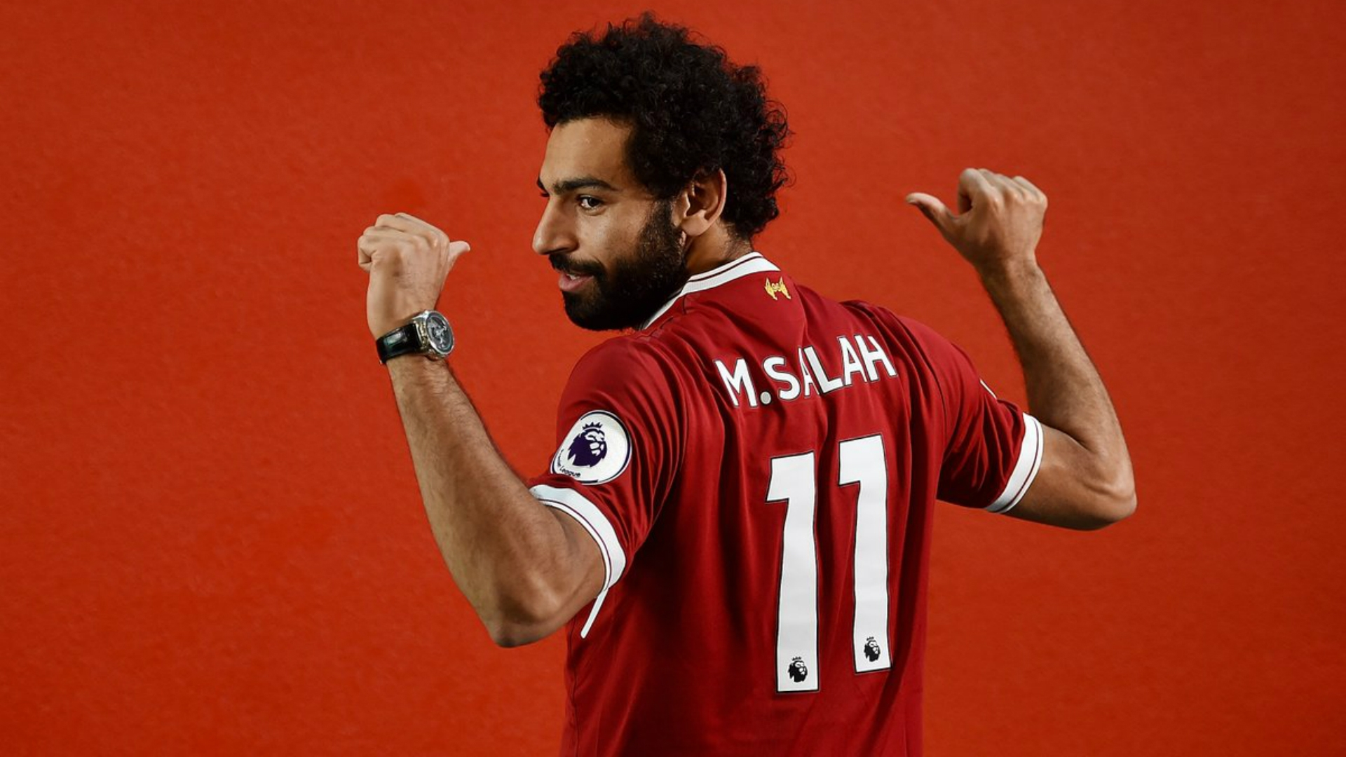 Salah is making a return to the Premier League after previously having been a member of Chelsea's squad.
