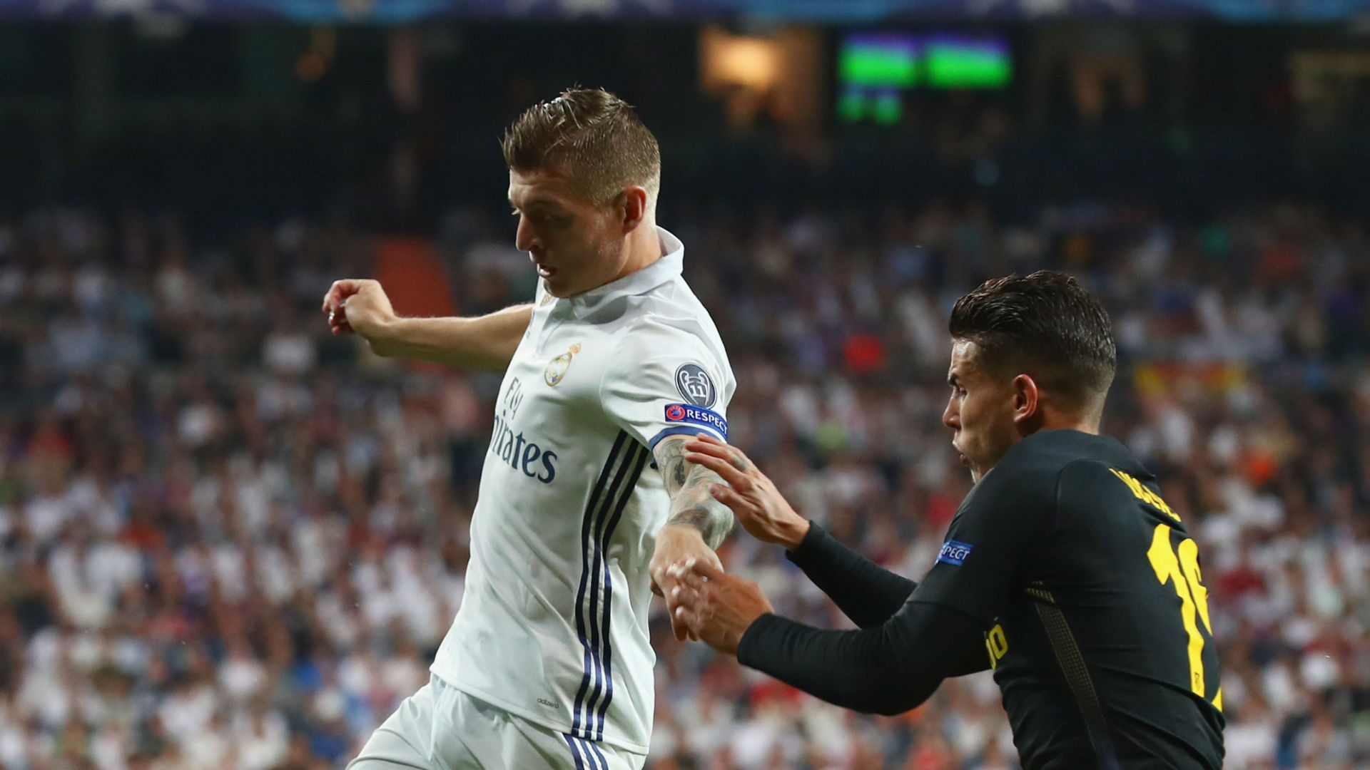 Toni Kroos says he was right to leave Bayern for Real