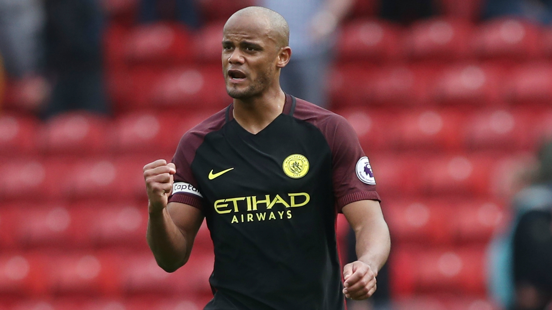 Vincent Kompany has yet to win an important trophy with the Belgium national team