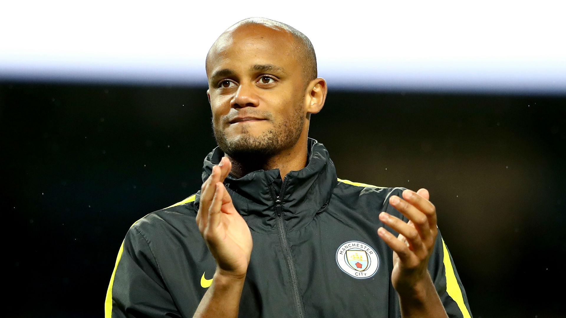 Vincent Kompany says he may retire from international football after the World Cup in 2018