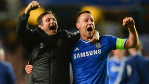 Terry was determined not to play against Chelsea after departure