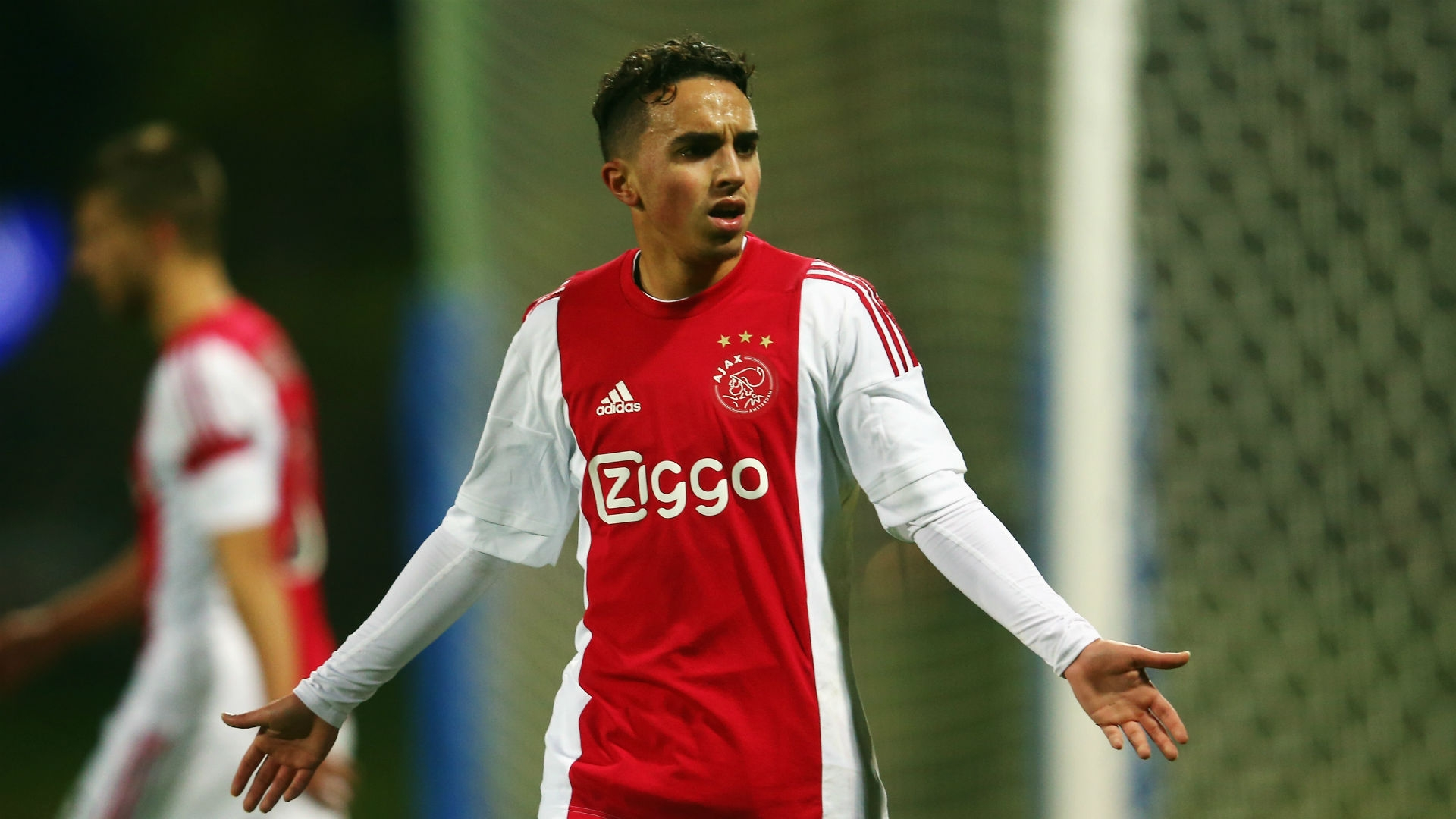 The midfielder had made his debut for Ajax this season, starting alongside a group of other young players that had made their way through the Europa League final.