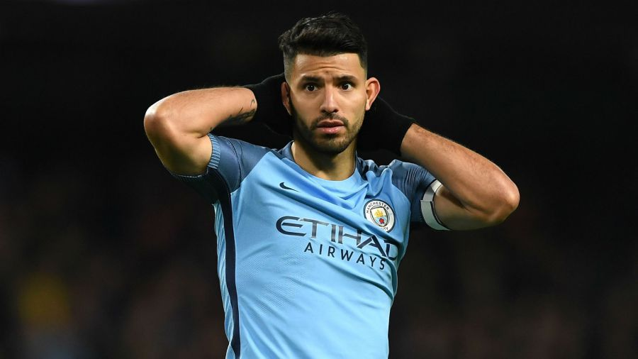 Guardiola clears up rumours about Aguero