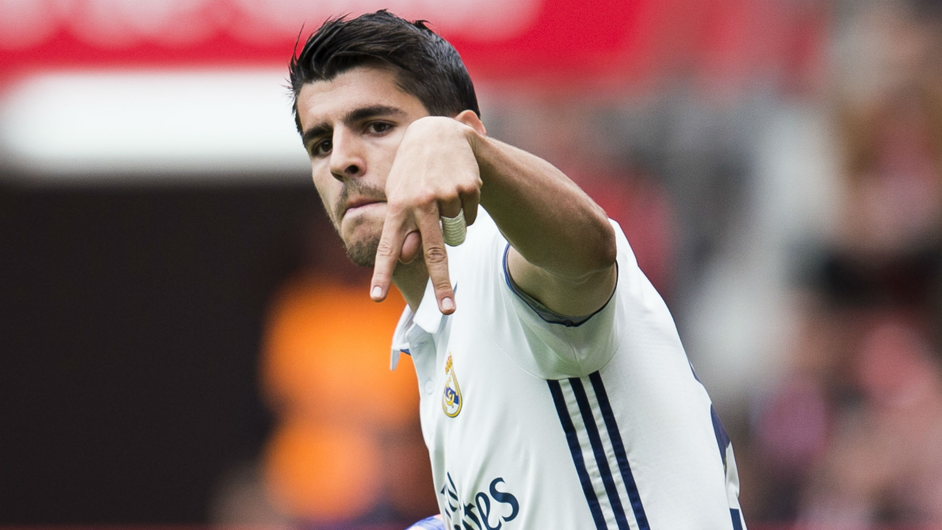 Subsequently, the team purchased another striker, Real Madrid's Alvaro Morata.