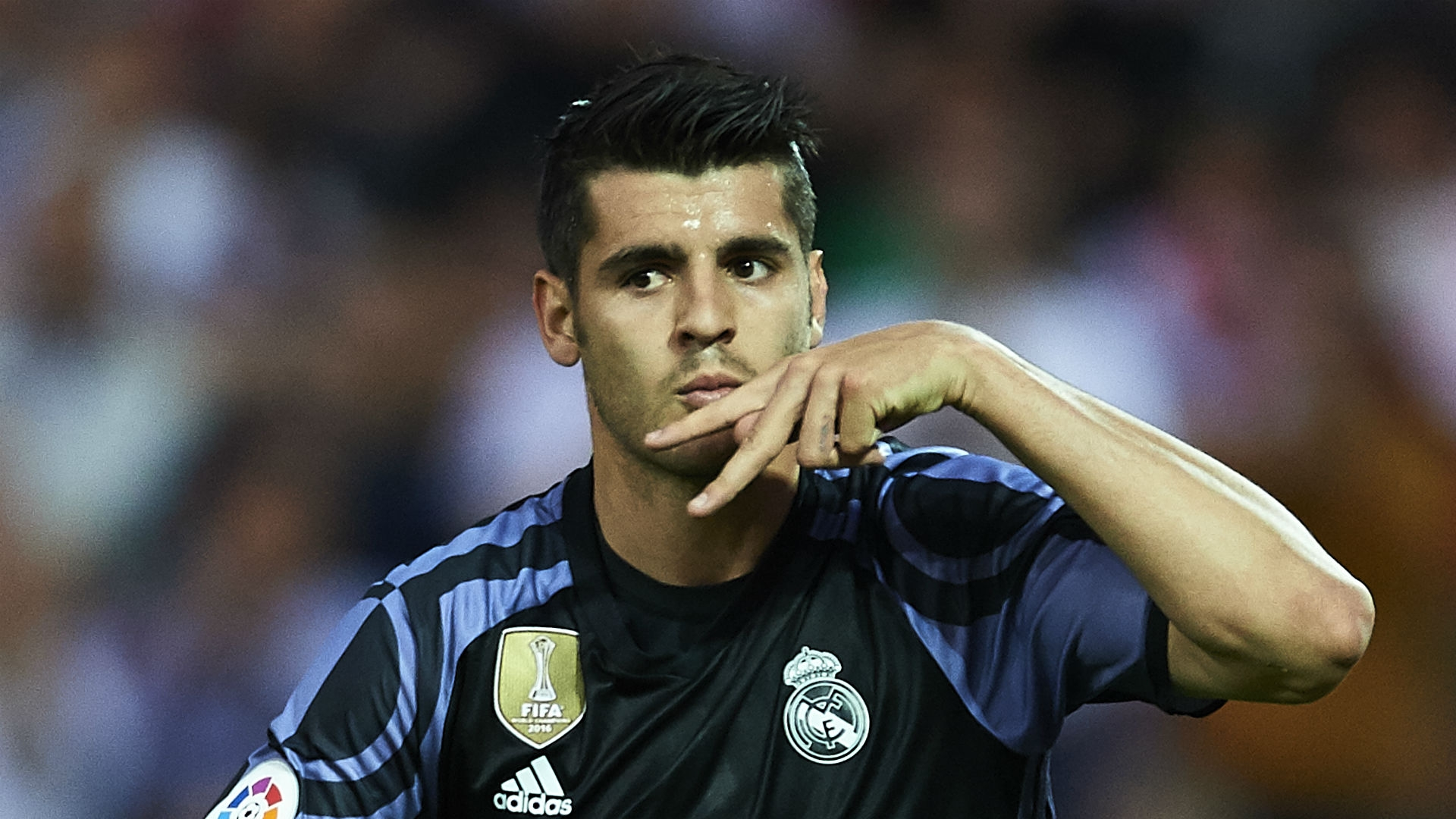 Alvaro Morata is certainly a very good forward. If he is to join Chelsea, which seems very likely at this stage, his responsibilities in the team will increase a great deal.